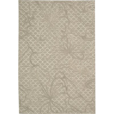 Stalbridge Hand-Tufted Latte Area Rug Rug Size: Rectangle 8 x 106