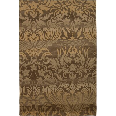Porterfield Hand-Tufted Latte Area Rug Rug Size: Rectangle 36 x 56