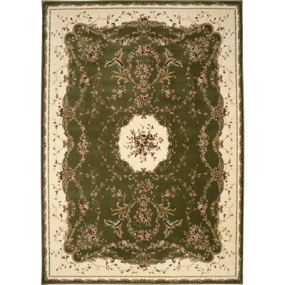 Sherley Sage Area Rug Rug Size: Rectangle 910 x 132