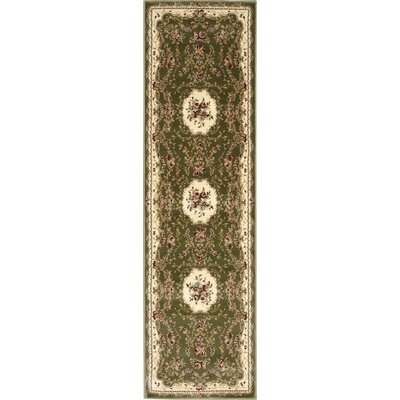 Easton Sage Area Rug Rug Size: Runner 22 x 76