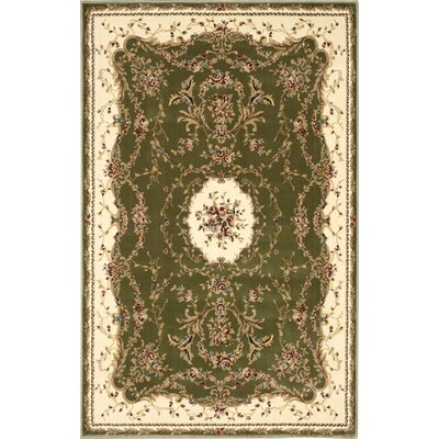 Easton Sage Area Rug Rug Size: 710 x 1010