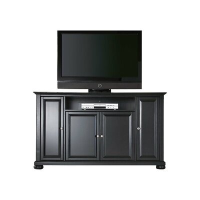Morris 60 TV Stand Color: Black