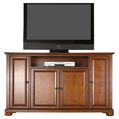 Morris 60 TV Stand Color: Classic Cherry