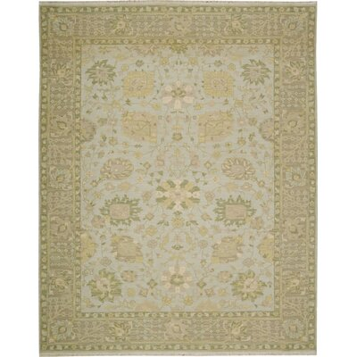 Cullen Hand-Woven Mist Area Rug Rug Size: Rectangle 810 x 1110