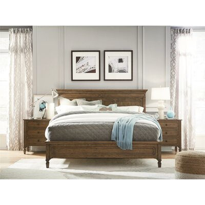 Galyean Platform Customizable Bedroom Set