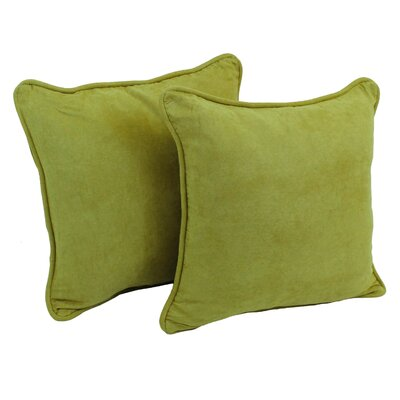 Dangerfield Outdoor Throw Pillow Color: Mojito Lime