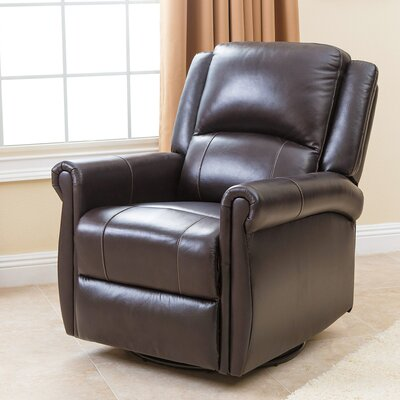 Cartier Nursery Swivel Glider Recliner
