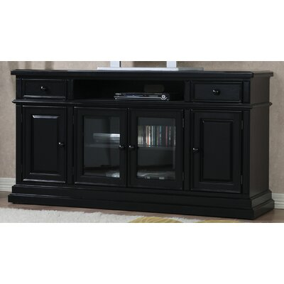Ivesdale 65 TV Stand Color: Ebony
