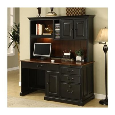 Bateman 36.75 H x 59.25 W Desk Hutch