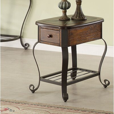 Bretton Chairside Table