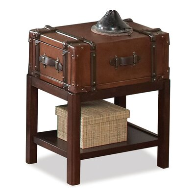 Delavan Suitcase Console Table