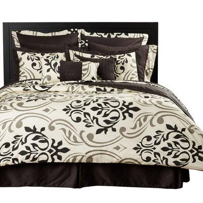 Westervelt Bed-In-a-Bag Set Size: Queen