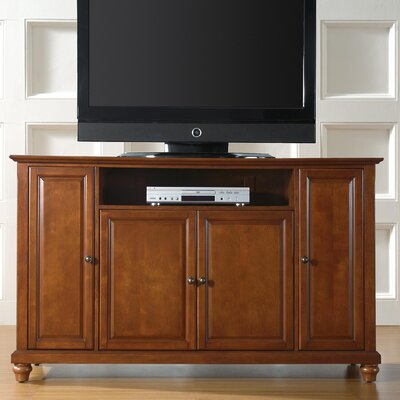 Brecht 60 TV Stand Color: Classic Cherry