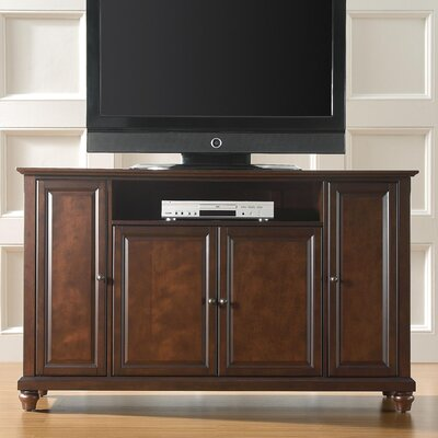 Brecht 60 TV Stand Color: Vintage Mahogany