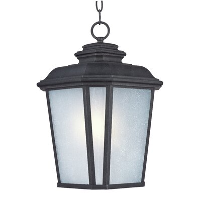 Melrose 1-Light Outdoor Hanging Lantern