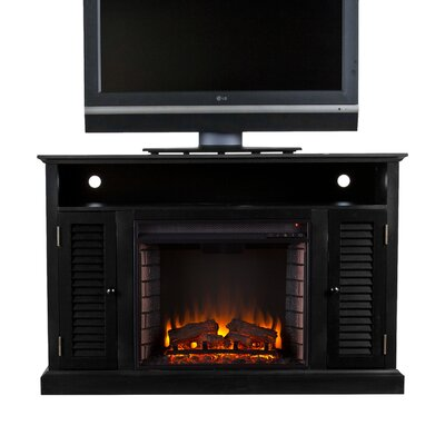 Gremillion TV Stand with Electric Fireplace