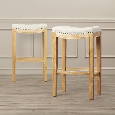 Farina 30 Bar Stool Finish: Natural