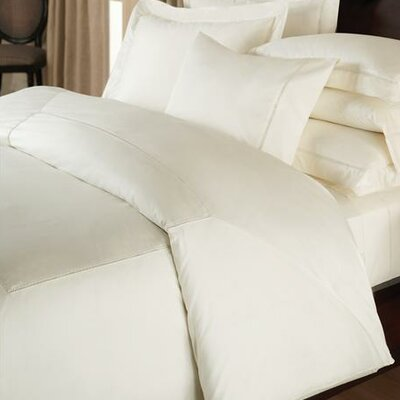 Ertel 400 Thread Count 100% Cotton Sheet Set Size: Full, Color: Cream