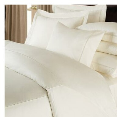 Ertel Sham Size: Standard, Color: Cream