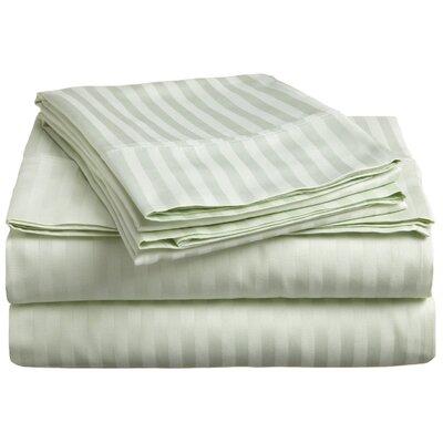 Superior 300 Thread Count 100% Premium Cotton Sheet Set Color: Mint