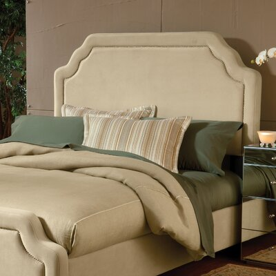 Danton Upholstered Panel Headboard Size: King, Upholstery: Buckwheat