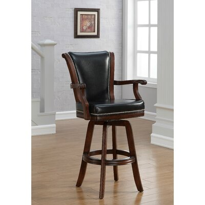 Buckner 32 inch Swivel Bar Stool