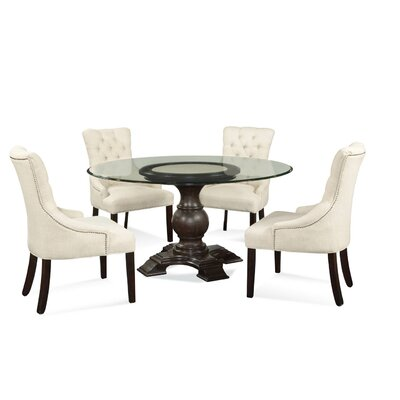 Ahearn 5 Piece Dining Set