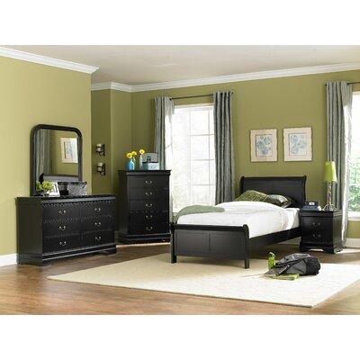 Bader Sleigh Customizable Bedroom Set