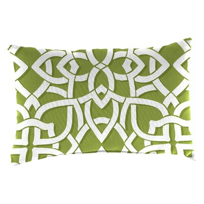 Liller Outdoor Lumbar Pillow Color: Greystone Willow