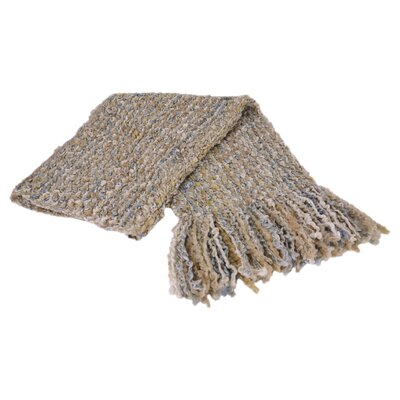 Godbold Decorative Woven Throw Color: Driftwood