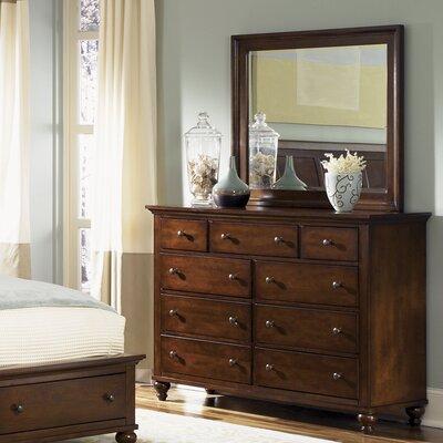 Garrick 9 Drawer Standard Dresser