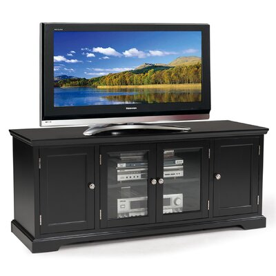 Hutsonville 60 TV Stand Color: Slate Black