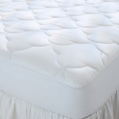 Egyptian Quality Cotton Mattress Pad Size: Full