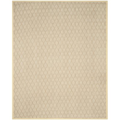 Natural Fiber Area Rug Rug Size: 8 x 10