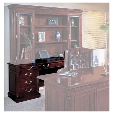 Traditional Wood Executive Desk Flannagan Product Picture 209