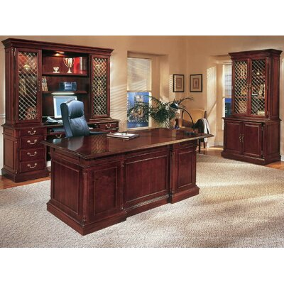 Standard Desk Office Suite Flannagan Product Photo 124