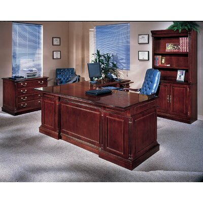 U Shape Executive Desk Suite Product Photo 30