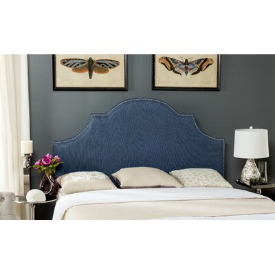 Brookshire Upholstered Panel Headboard Size: Full