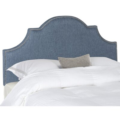 Brookshire Upholstered Panel Headboard Size: Queen