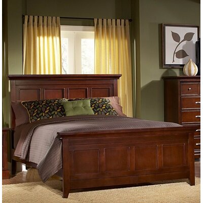Troxell Panel Bed Size: King