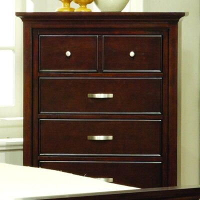 Troxell 5 Drawer Chest