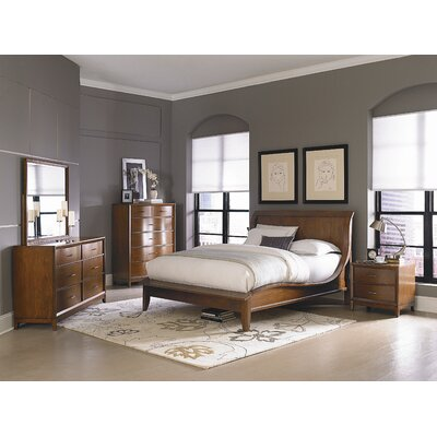 Moorcroft Platform Configurable Bedroom Set
