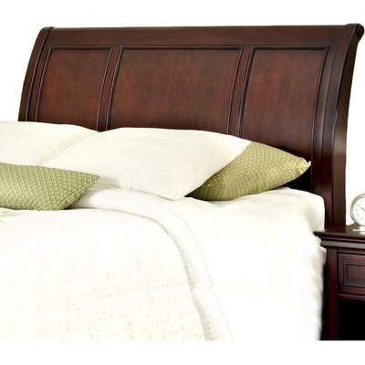 Curran Sleigh Headboard Size: King / California King