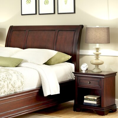 Linthicum Platform 2 Piece Bedroom Set Size: King / California King