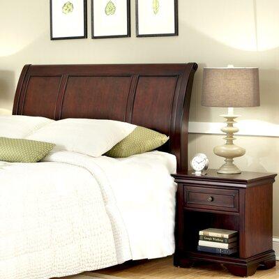 Curran Platform 2 Piece Bedroom Set Size: Full / Queen