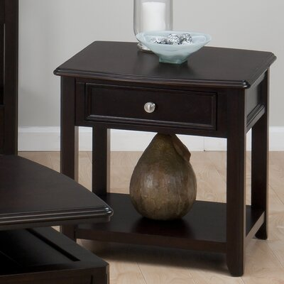 Cusick End Table