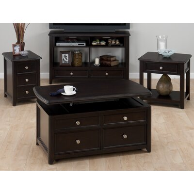 Cusick Coffee Table Set