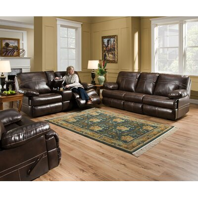 Simmons Upholstery Obryan Reclining Living Room Collection
