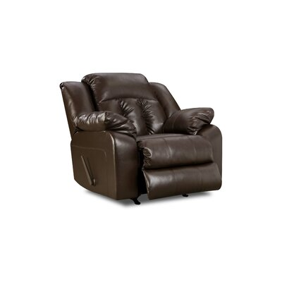Simmons Upholstery Houle Swivel Glider Recliner