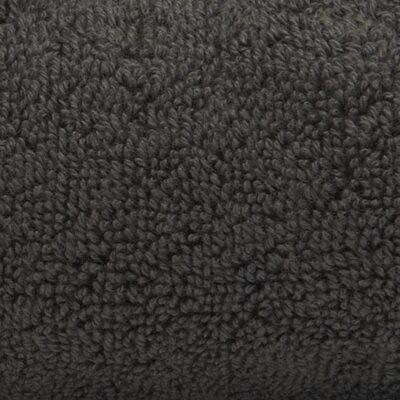 Houchins Solid Dobby Bath Mat Color: Habitat (Charcoal)